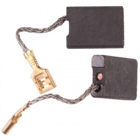 Szczotki węglowe Bosch do GWS 18, 19, 23, 25 6.3x16x22 mm