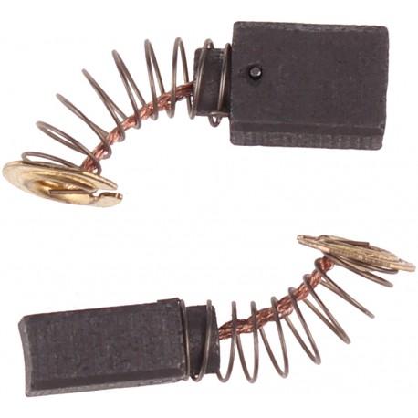 Szczotki węglowe CB-411 6x9x12 mm