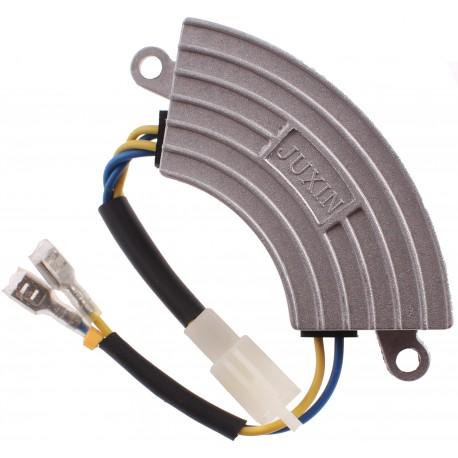 Stabilizator napięcia 2KW Aluminium GX 160, 168F 250V 220 µF
