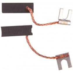 Szczotki węglowe Celma 6.4x6.4x20 mm PRCz 16, PRCK 13 BEO, PRDa 120 AEO