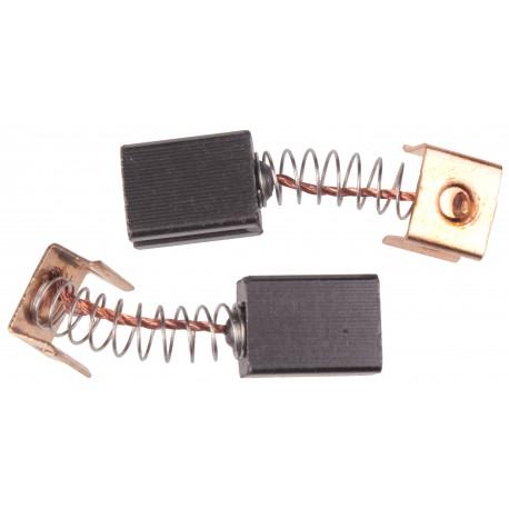 Szczotki węglowe amatorskie 6x9x12,5mm