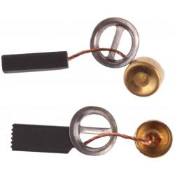 Szczotki węglowe Celma 5x8x19.5 mm PRCb-10, wiertarka aluminiowa