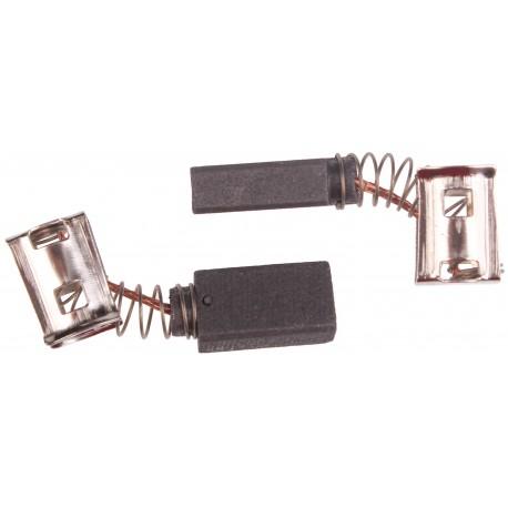 Szczotki węglowe do elektronarzędzi Hilti TE 5 i innych. 5 x 8 x 12 mm
