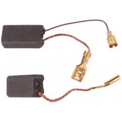 Szczotki węglowe do elektronarzędzi Hilti TE 14, 24, 54, 55. 6.3 x 10 x 19 mm