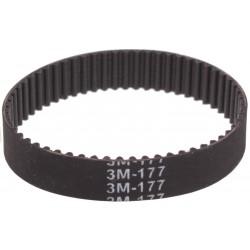 Pasek zębaty 3M-177-12 Szerokość: 12mm Długość 177 Z: 59