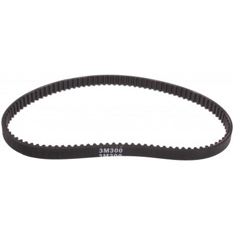 Pasek zębaty 3m-300-6 Szerokość: 6mm Długość 300 Z: 100