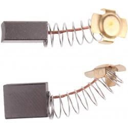 Szczotki węglowe do elektronarzędzi amatorskich 8 x 14.5 x 18 mm