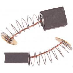 Szczotki węglowe do elektronarzędzi amatorskich 7.5 x 14 x 18 mm