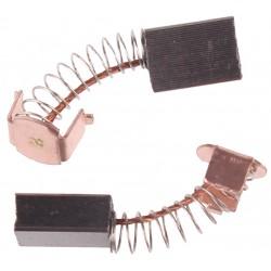 Szczotki węglowe do elektronarzędzi amatorskich 5 x 8 x 11 mm