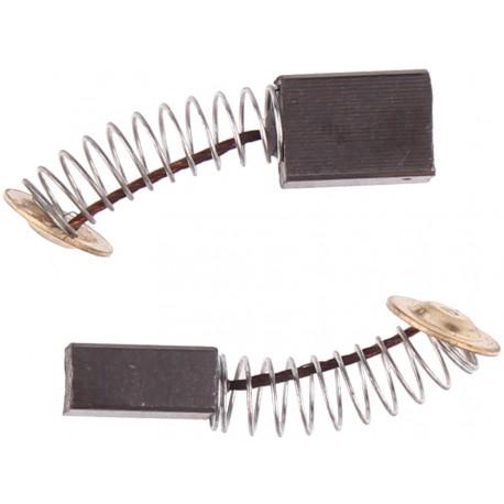 Szczotki węglowe do elektronarzędzi amatorskich 5 x 8 x 11.5 mm