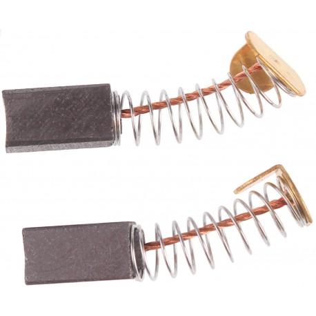 Szczotki węglowe do elektronarzędzi amatorskich 6.5 x 7.5 x 12 mm