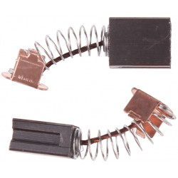 Szczotki węglowe do elektronarzędzi amatorskich 6 x 9 x 11 mm