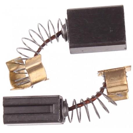 Szczotki węglowe do elektronarzędzi amatorskich 6 x 9 x 11.2 mm