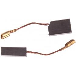Szczotki węglowe do elektronarzędzi amatorskich 6.2 x 8 x 13.5 mm