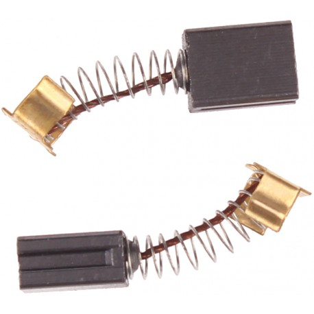 Szczotki węglowe do elektronarzędzi amatorskich 6 x 9 x 12 mm