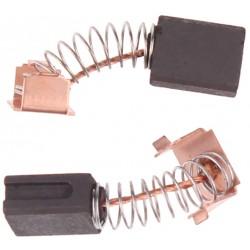Szczotki węglowe do elektronarzędzi amatorskich 5.5 x 8.5 x 11 mm