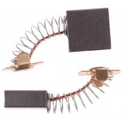 Szczotki węglowe 7x17x18 mm Macallister MSB MAC, Graphite
