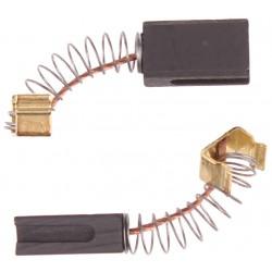 Szczotki węglowe do elektronarzędzi amatorskich 5.2 x 7.7 x 13 / 14 mm