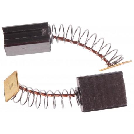 Szczotki węglowe do elektronarzędzi amatorskich 6.5 x 11 x 13.8 mm
