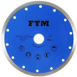Tarcza diamentowa pełna 180mm FTM-7NP