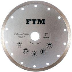 Tarcza diamentowa pełna 180mm FTM-7SP
