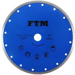 Tarcza diamentowa pełna 230mm FTM-9NP