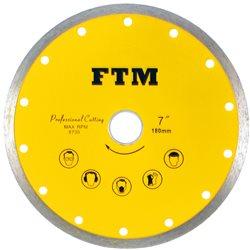 Tarcza diamentowa pełna 180mm FTM-7ZP