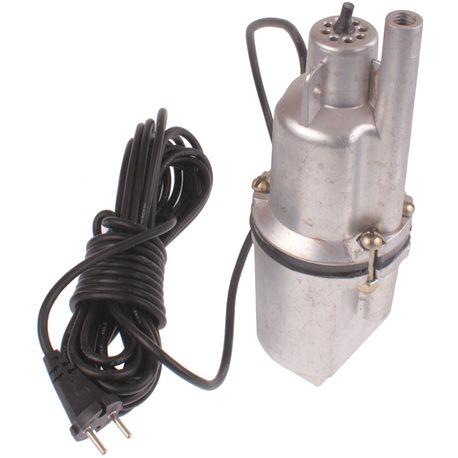 Pompa do czystej wody nurek srebrna