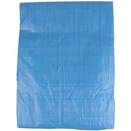 Plandeka Niebieska 8x10m 70g/m2