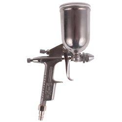 Pistolet do lakierowania, dysza 0.5mm, pojemność 200ml, boczny zbiornik
