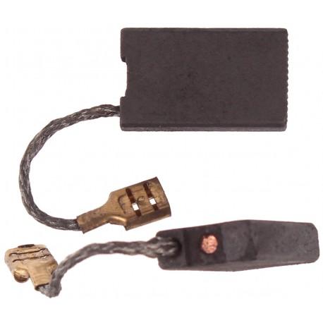 Szczotki węglowe do GBH 10 DC, GSH 11 DE 6.3x16x26