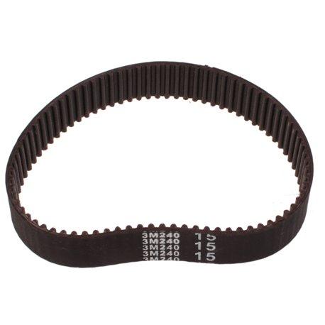 Pasek zębaty 3M-240-15 Szerokość 15mm Długość 240 Z: 80