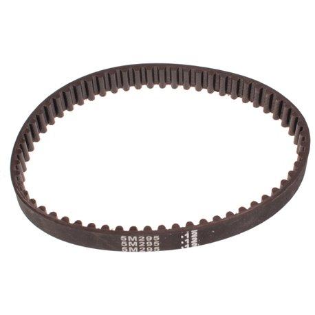 Pasek zębaty 5m-295-12 Szerokość 12 mm Długość 295 mm Z: 59