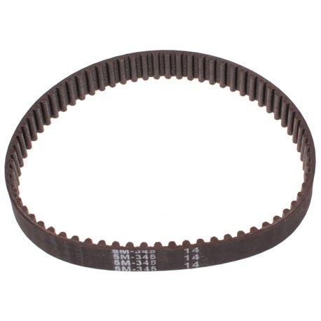 Pasek zębaty 5m-345-14 Szerokość 14 mm Długość 345 mm Z: 69