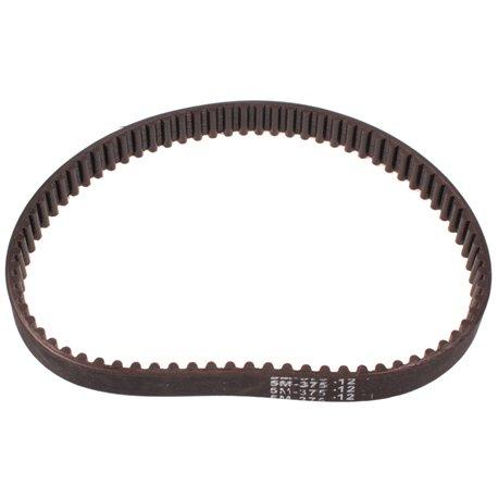 Pasek zębaty 5m-375-12 Szerokość 12 mm Długość 375 mm Z: 75