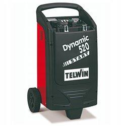 Prostwnik, rozruch Telwin Dynamic 520 12V/24V 400A
