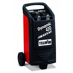 Prostwnik, rozruch Telwin Dynamic 420 12V/24V 400A
