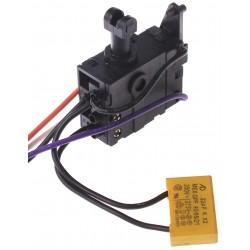 Wyłącznik do Makita HR2410 6A 250V 40-CD445