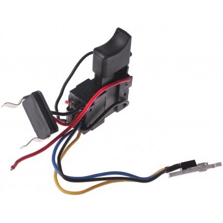 Wyłącznik do narzędzi akumulatorowych 7.2-24V 12A