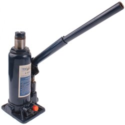 Podnosnik 5T butelkowy hydrauliczny lewarek słupkowy 195-361mm