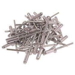 Nity aluminiowe 4 x 12,7mm 50 sztuk JOBIprofi