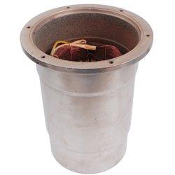 Stojan obudowa uzwojenie do pompy niklowanej do wody szamba
