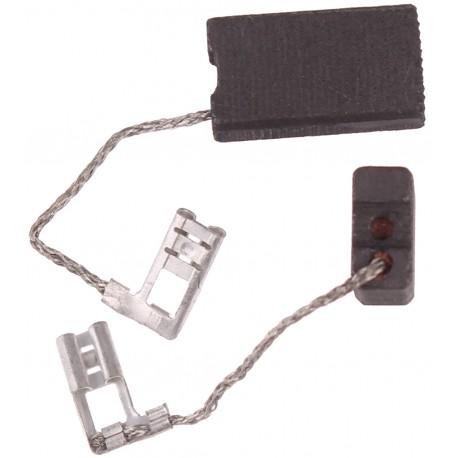 Szczotki węglowe do GBH 5/40 DCE, 6.3x12.5x22 mm.