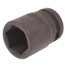 """Nasadka udarowa 1/2"""" 20 mm sześciokątna Cr-Mo Honiton 6-kątna"""