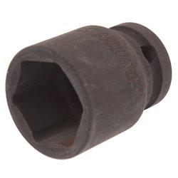 """Nasadka udarowa 1/2"""" 24 mm sześciokątna Cr-Mo Honiton 6-kątna"""