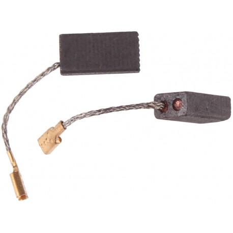 Szczotki węglowe do GWS 6-125 5x8x15.5 mm.