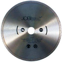 Tarcza diamentowa pełna JOBI 180x22.2x2.5mm