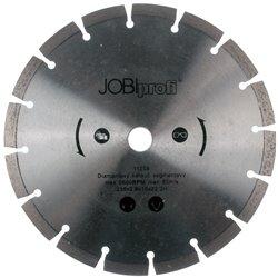 Tacza diamentowa segmentowa 230x22.2x2.8mm JOBI profi