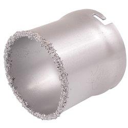 Otwornica diamentowa do betonu bez uchwytu 67mm gresu